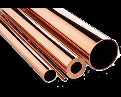 Tubo de cobre 1 8