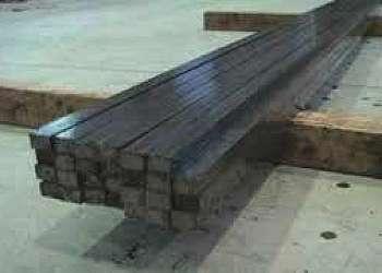 Barra quadrada de ferro