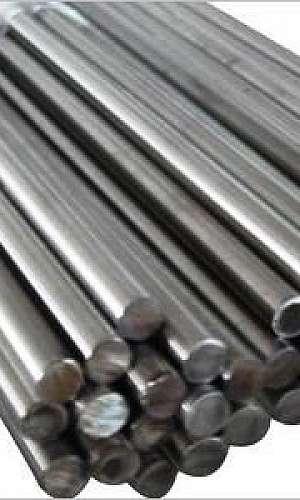 Barra redonda de aço