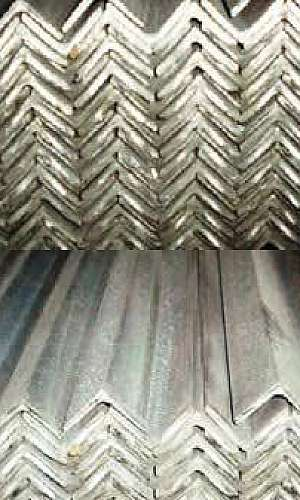 Cantoneiras de aço