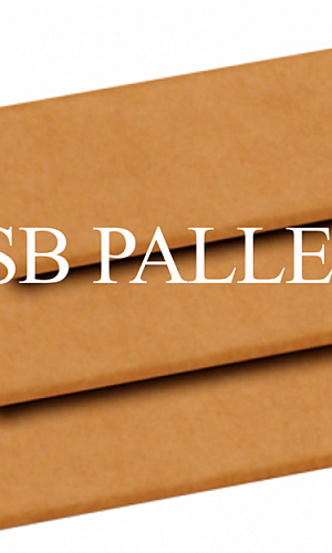 Cantoneiras de papelão   SB Pallet