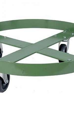 Carro tartaruga redonda ou retangular