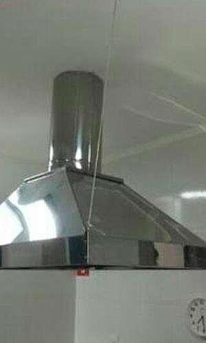 Coifa de inox para cozinha