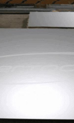 Corte a laser em chapa de aço inox