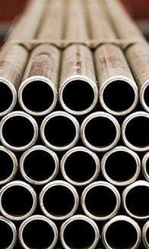 Distribuidor de tubos de aço