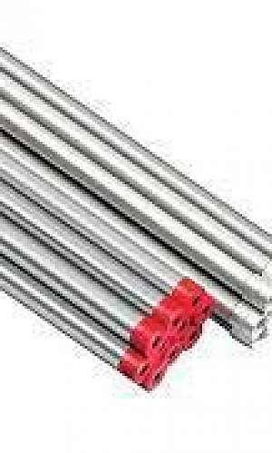 Eletroduto galvanizado eletrolítico