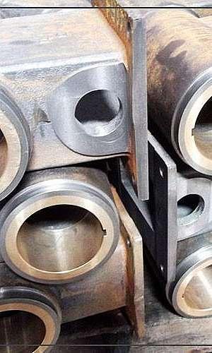 Empresa de ferro fundido