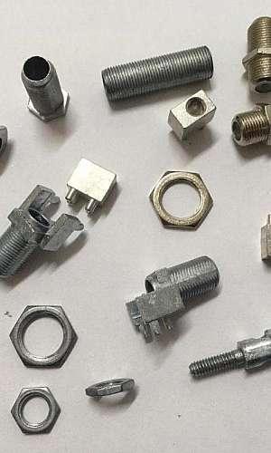 Fábrica de peças em zamac