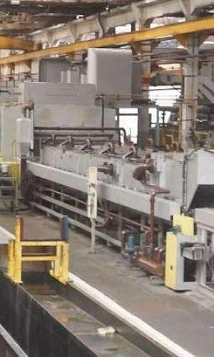 Fábrica de tubos trefilados