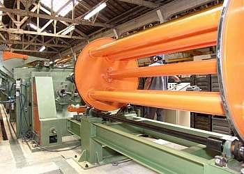 Fabricação de tubo trefilado