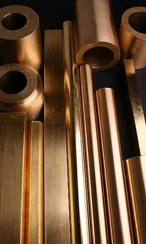 Fabricante de barra chata de bronze