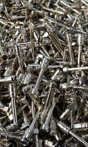 Fabricante de micro peças em zamac