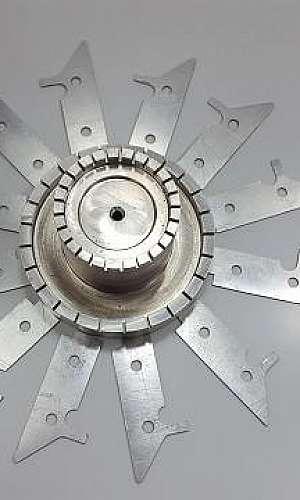 Fabricantes de usinagem de peças seriadas e não seriadas