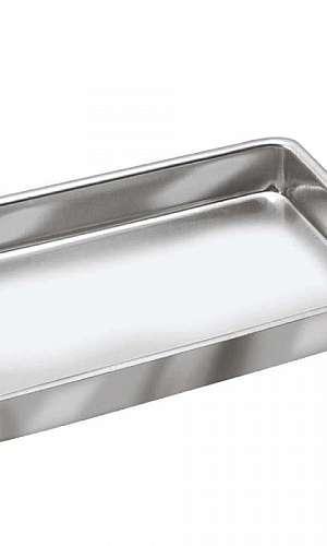 Forma de alumínio retangular