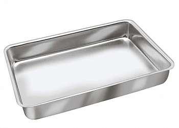 Barra retangular de aluminio