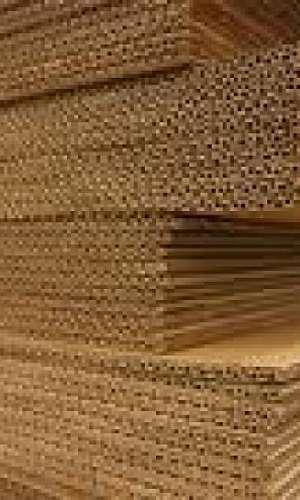 Fornecedores de chapas de papelão