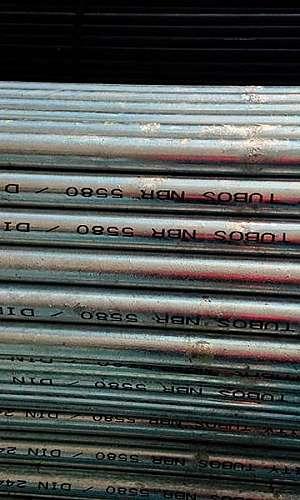 Fornecedores de tubos de aço