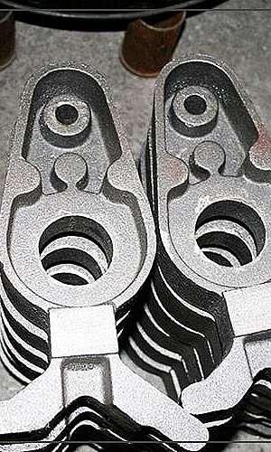 Fundição de ferro fundido sp