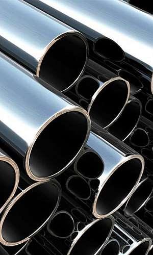 Indústria de tubos de aço carbono