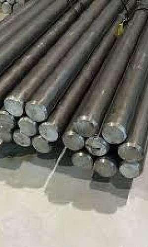 perfil redondo de aço