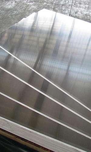 Preço chapa de alumínio
