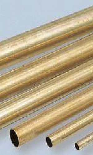 Preço de tubo de latão