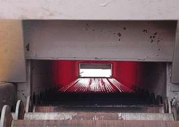 Processo de recozimento do aço