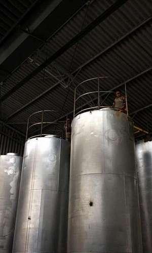 Tanque para Produtos Químicos