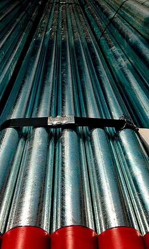 Tubo aço galvanizado 2 polegadas