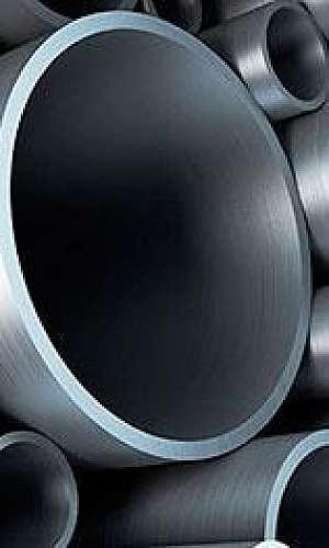 Tubo de aço carbono com costura