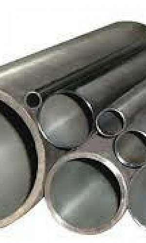 Tubo de aço carbono SCH 40