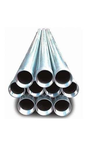 Tubo de aço galvanizado para água