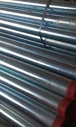 Tubo de aço galvanizado