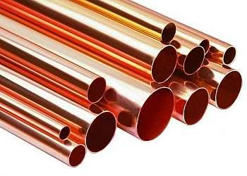 Tubo de cobre 22mm