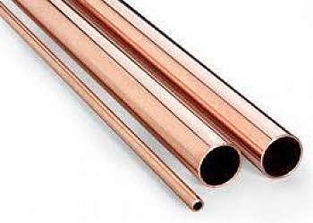 Tubo de cobre 4mm
