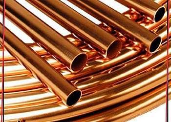 Tubo de cobre 1 2
