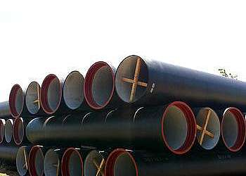Tubo de ferro fundido dúctil