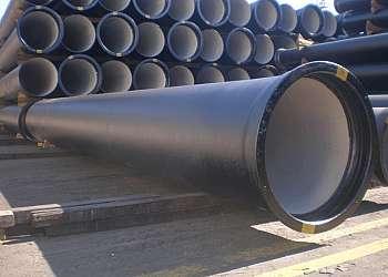 Tubo ferro fundido K7 e K9