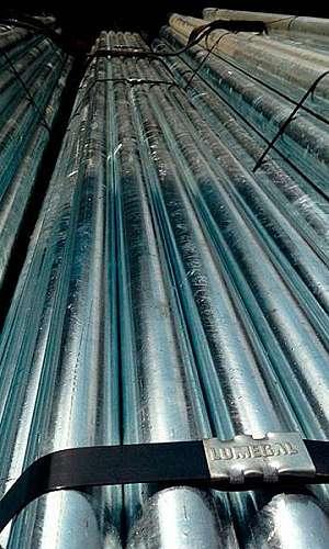 Tubo galvanizado 2 polegadas