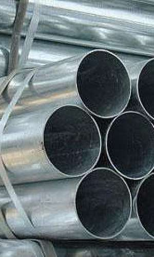 Tubo redondo galvanizado