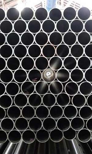 Tubo retangular trefilado
