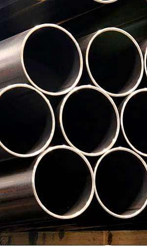 Tubos de aço carbono DIN 2440