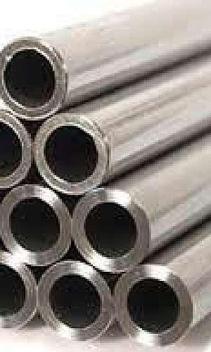 Tubos e conexões em aço inox