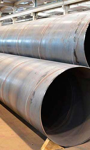 Tubos industriais aço carbono
